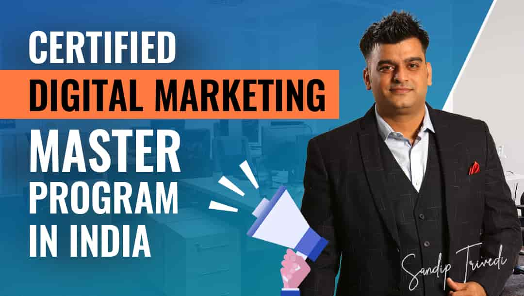 Certified digital marketing courses in India