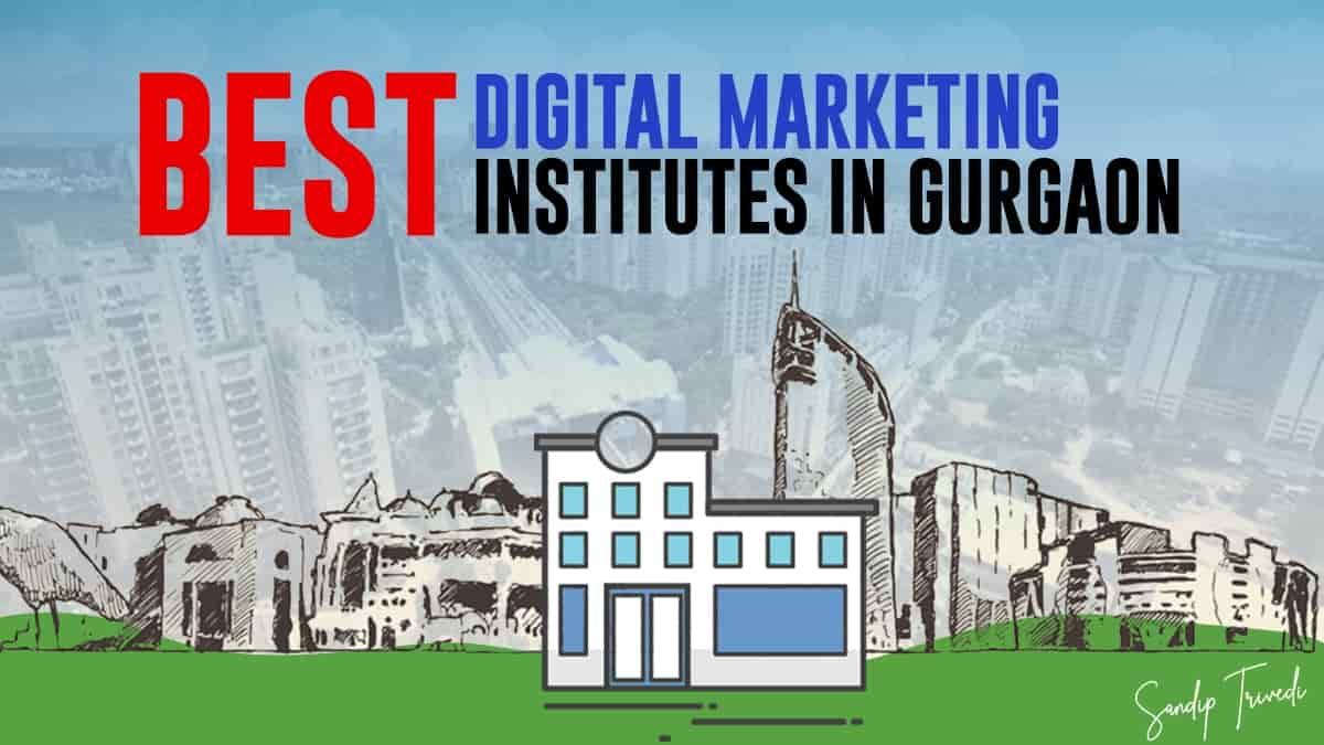 Best Digital Marketing Institutes In Gurgaon